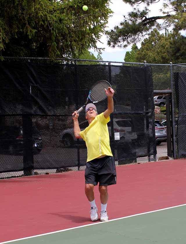 County Club Tennis