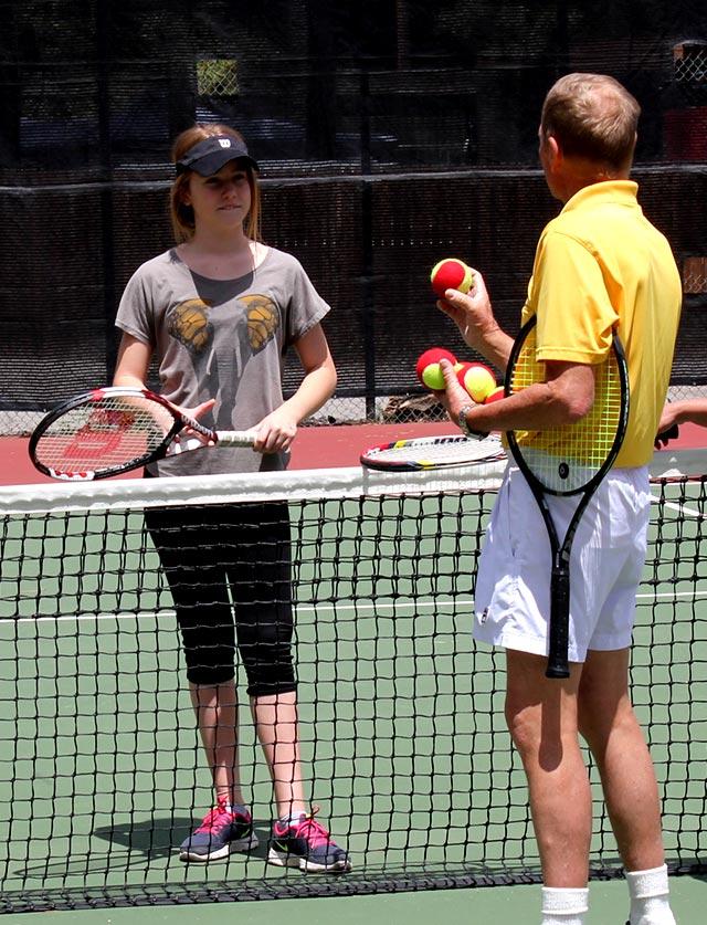 Junior Tennis Programs at CCC