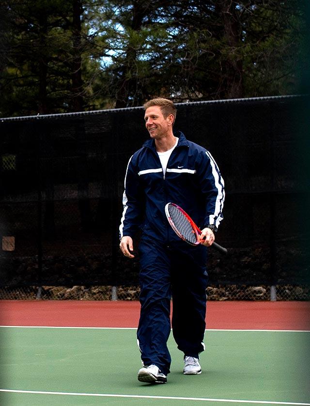 tennis professionial