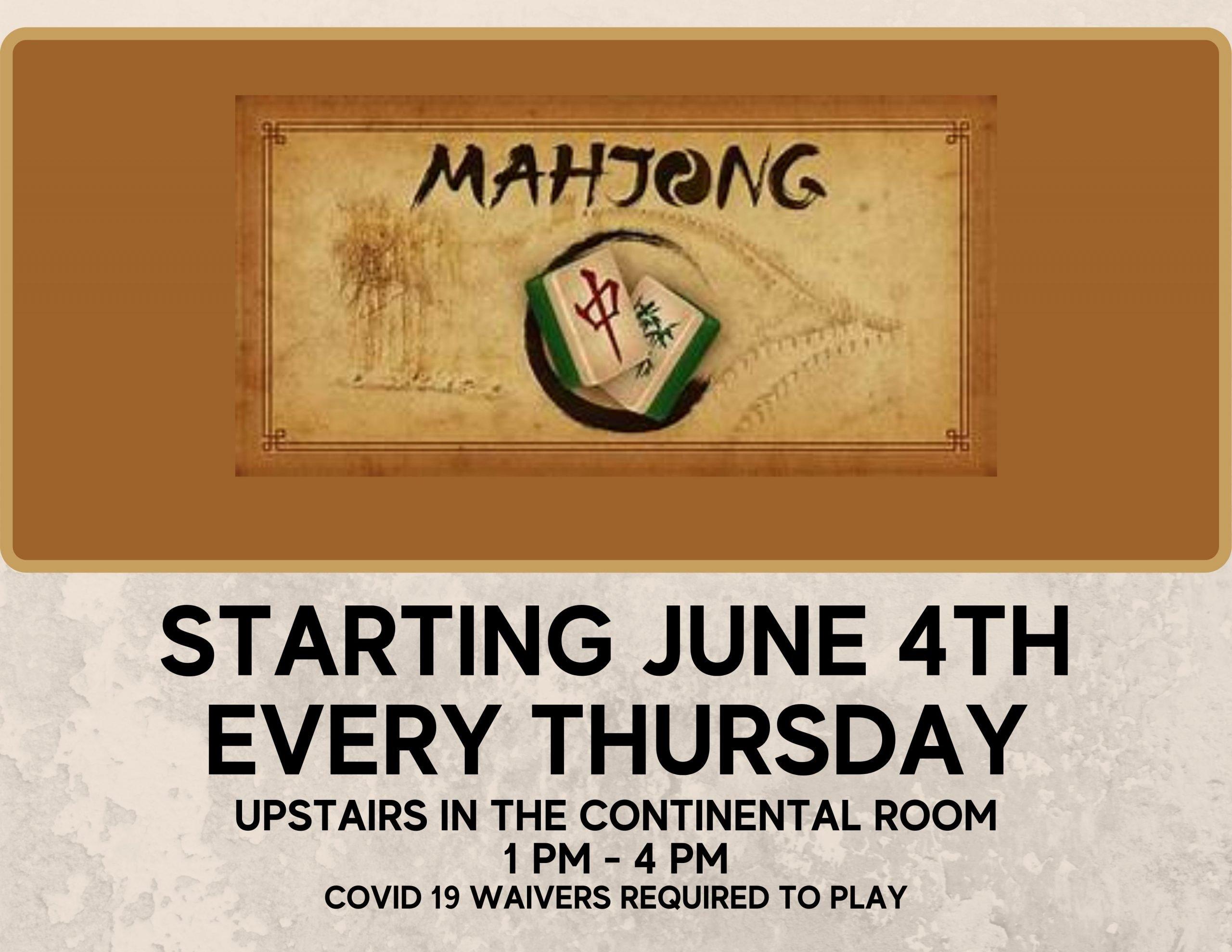 Continental Country Club Mahjong